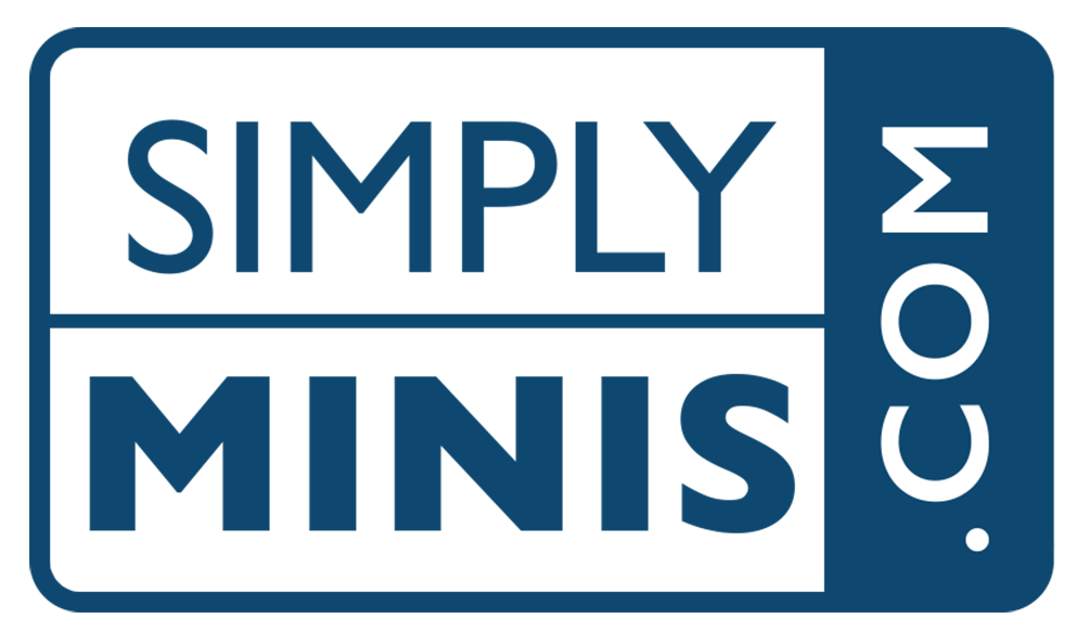 Simply Minis White Background logo